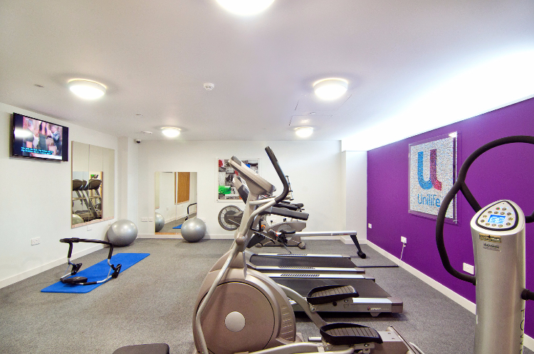 Home by Unilife On-site 24 Hours Gym Facility